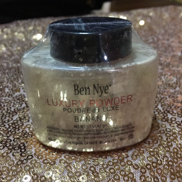Ben Nye Powder