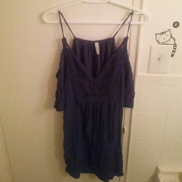 Boho Beach Cover Up/Dress
