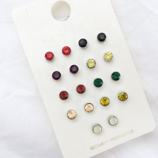 Brand New NEW LOOK Earrings
