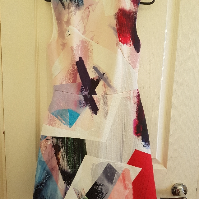 Camilla And Marc Visage Dress Size 8
