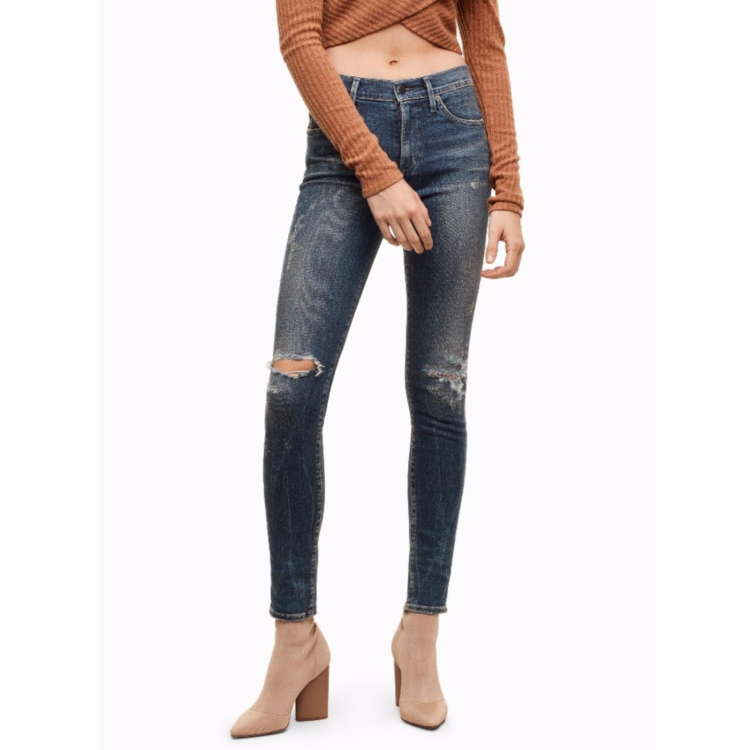 Citizens of Humanity ROCKET Indie Jeans - Aritzia Size 26