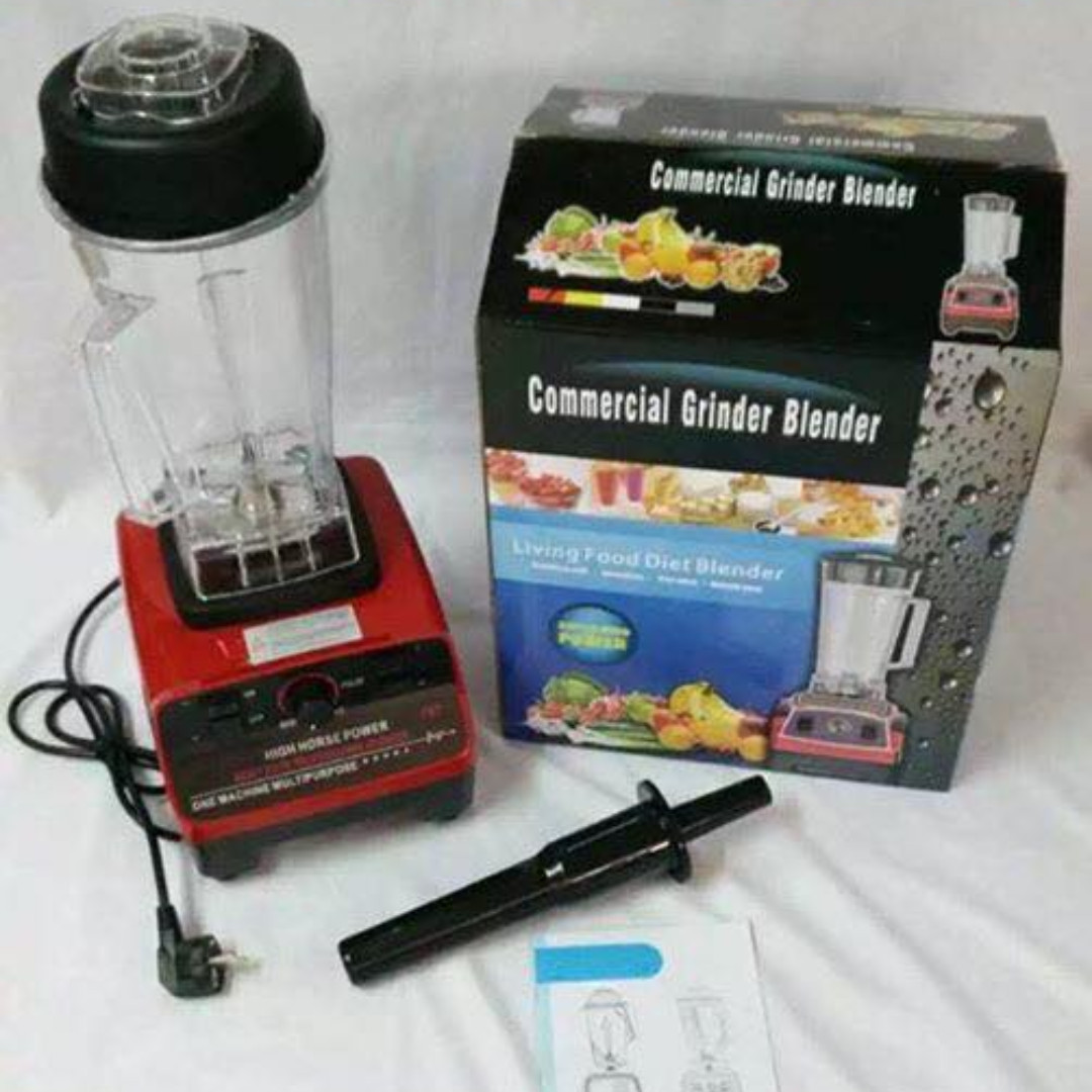 Commercial Grinder Blender - Sale