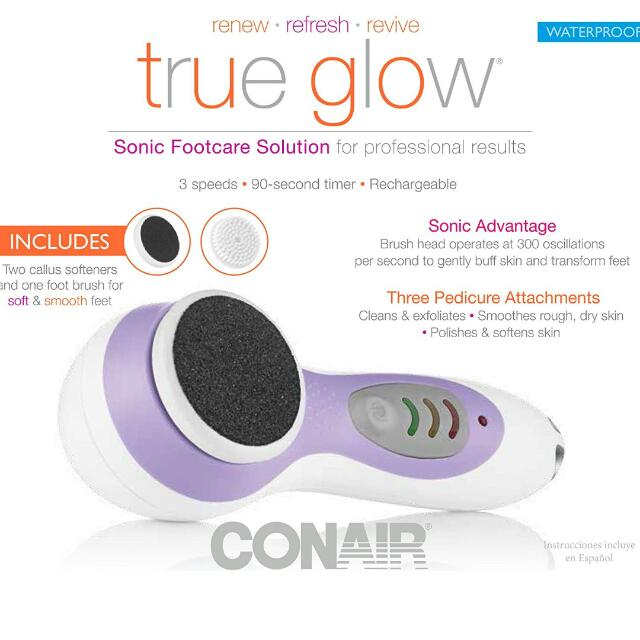 Conair Sonic Pedicure Kit