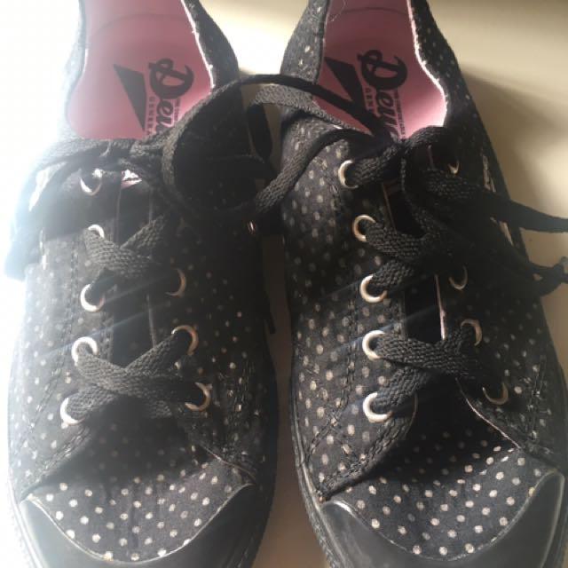 Deuce Canvas Sneakers