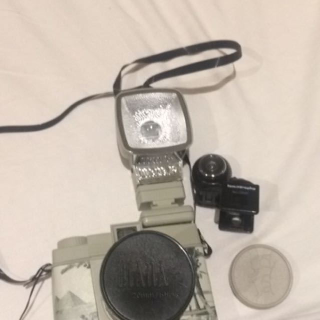 Diana F+ With Accessories
