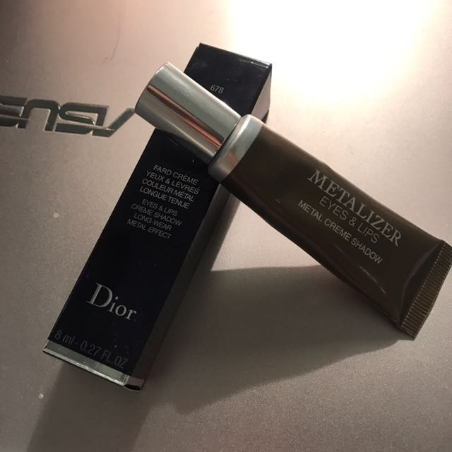 Dior Eyes&lips Creme Shadow