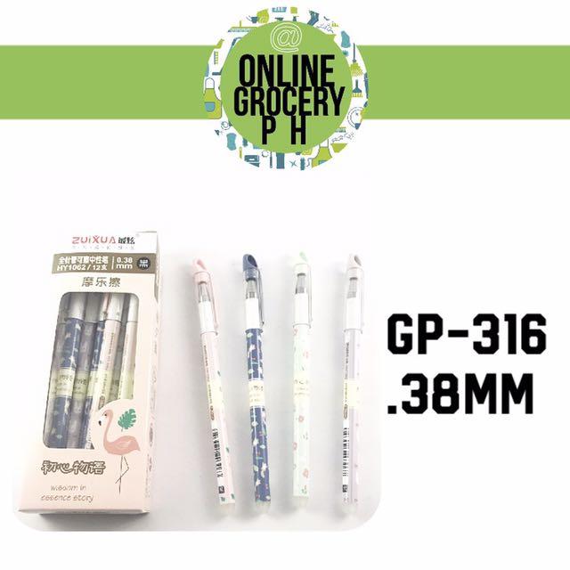 Erasable pens 1 dozen
