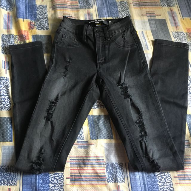 Factorie Santiago Highwaist Skinny Denim Jeans