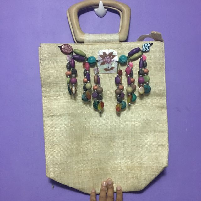 Filipiniana Bag