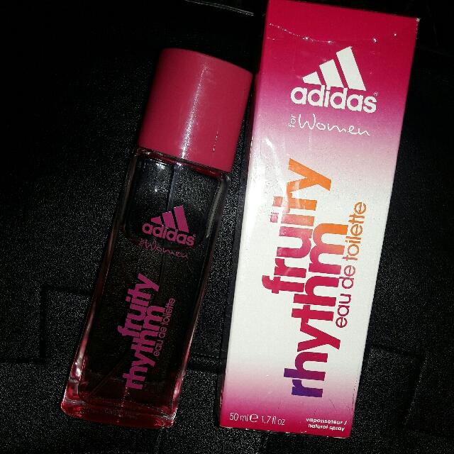 Adidas Edt Women Fruity Rhythm Health Beauty Perfumes Nail Care