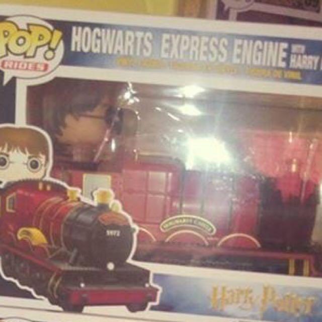 Hogwarts Express Engine