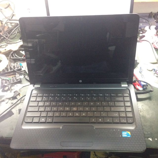 Hp G42 Motherboard Graphic Card Chipset Repair Reball Service (Laptop No  Display Blank Screen Auto On Off Overheating)