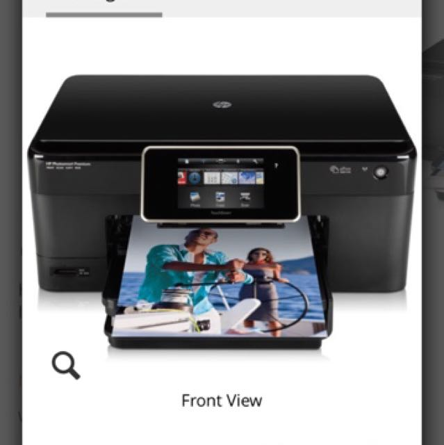 HP Photosmart Premium e-All-in-One Wireless Inkjet Printer