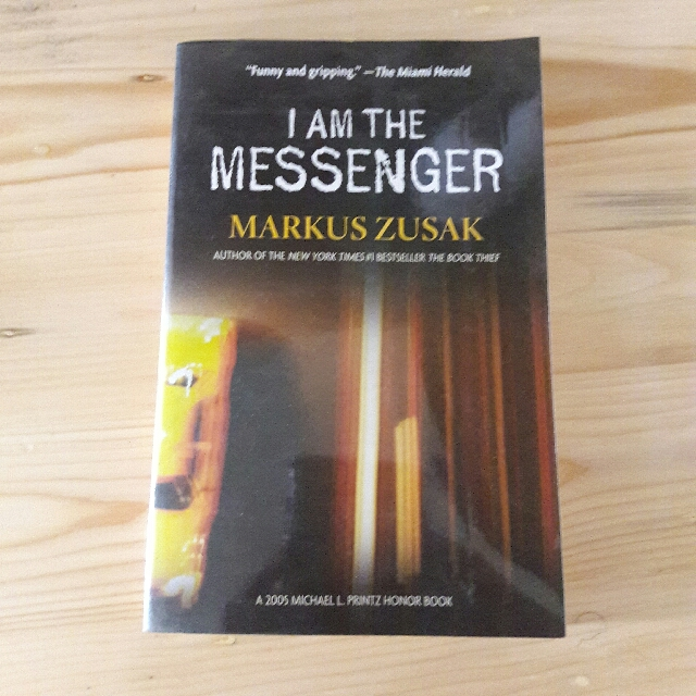 [NEW PRICE] I Am The Messenger
