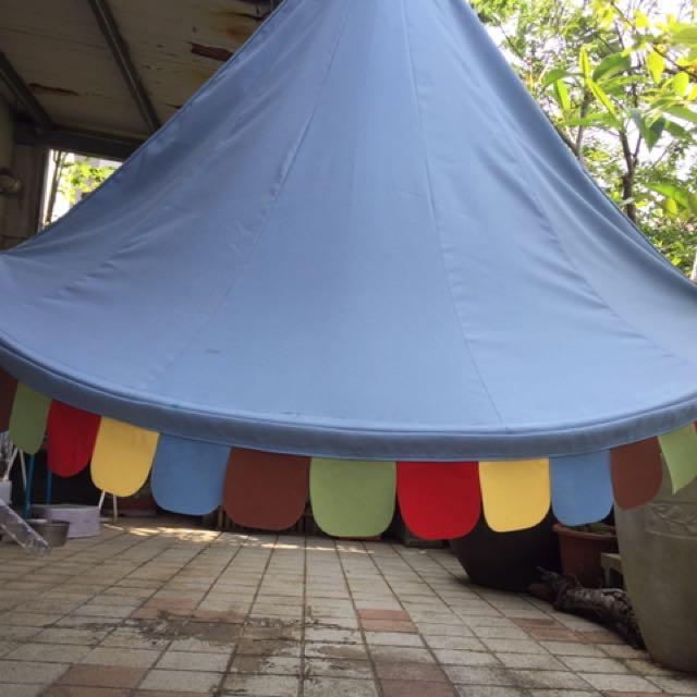 Ikea的帳篷