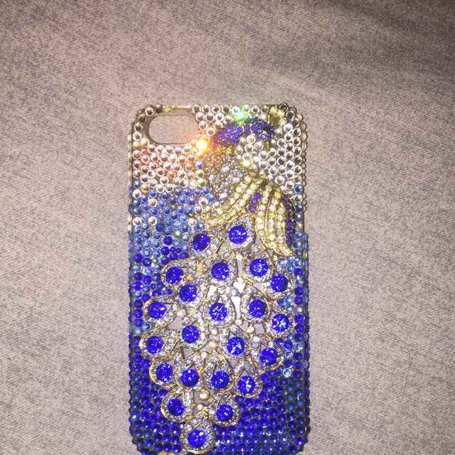 Iphone 5 Swarovski Crystal Case