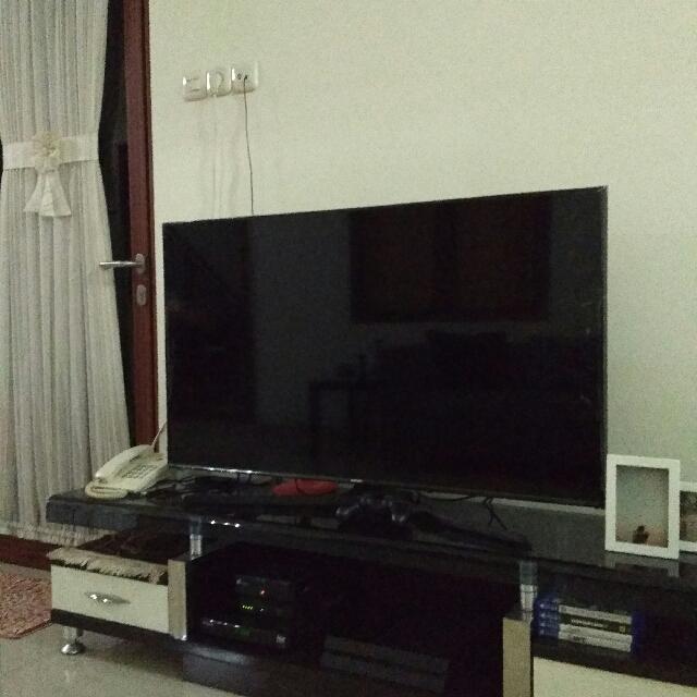 Jual Samsung LED TV 48 Inch Full HD Baru Beli 2 Minggu Elektronik Perlengkapan Hiburan Di Carousell