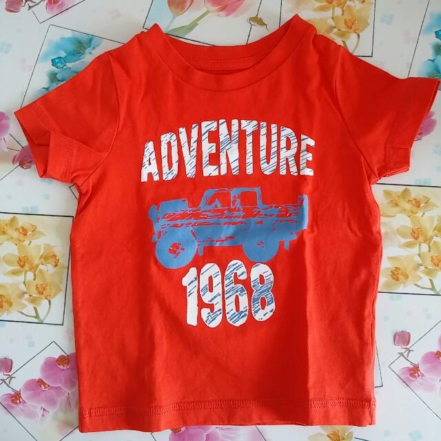 Kaos Adventure Merk Mothercare