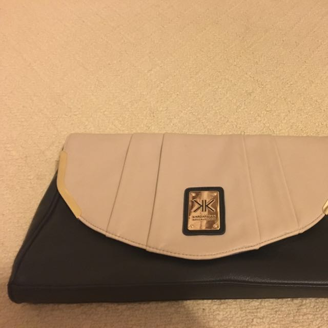 Kardashian Kollection Large Clutch