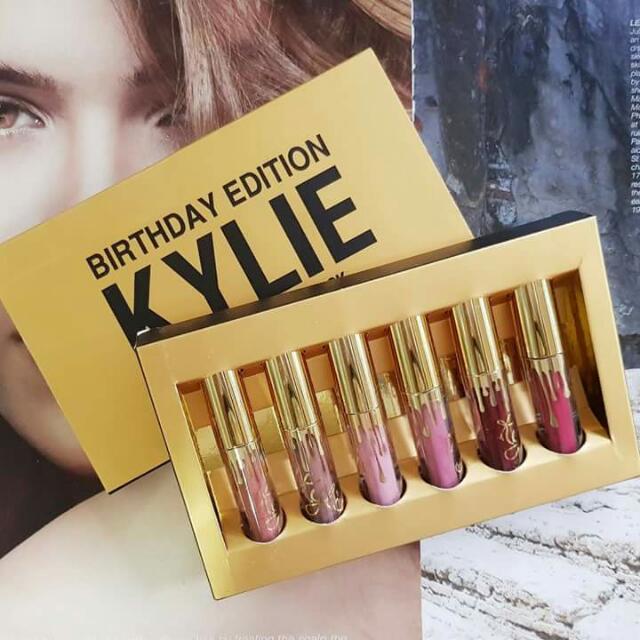 Kylie Lippies