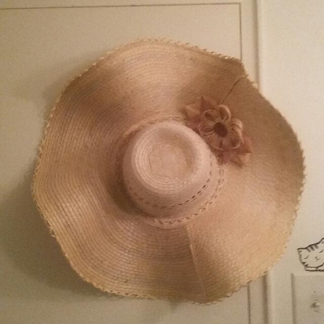 Large Sun Hat From Cuba!