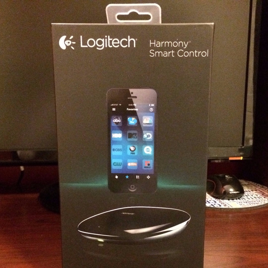 25cd25cf050 Logitech Harmony Smart Control Hub, Electronics, Others on Carousell