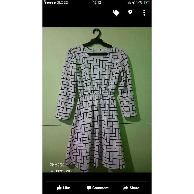 Long sleeve dress 👗