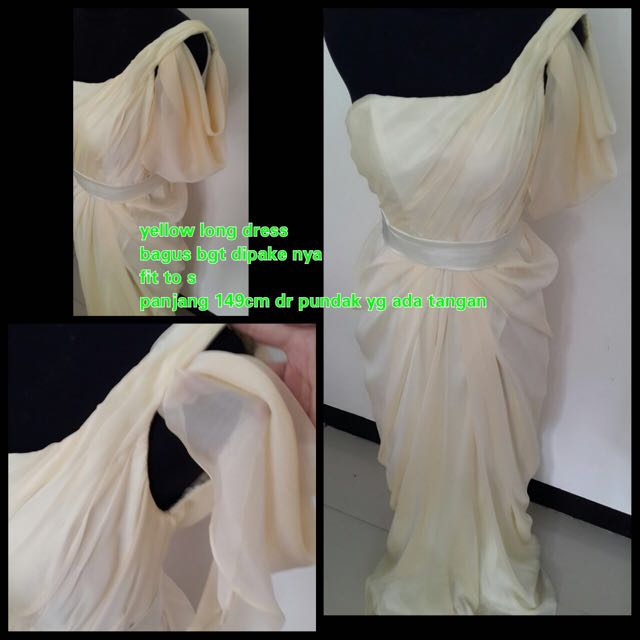 Longdress One Shoulder