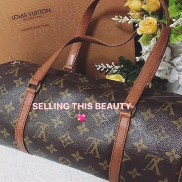 Louis Vuitton Vintage Papillon 30