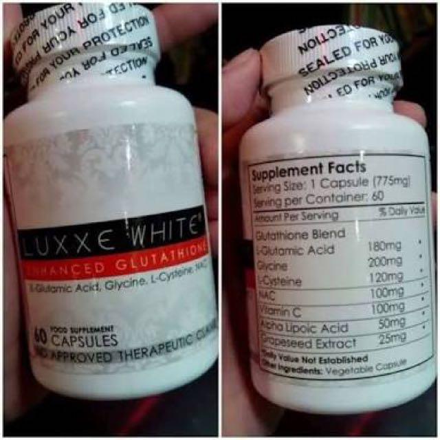 Luxxe White