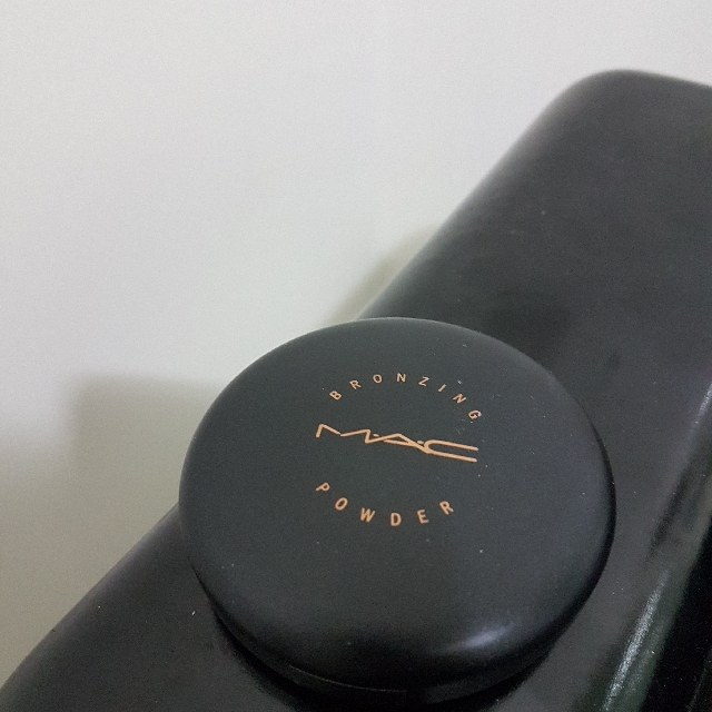 Mac Bronzing Powder Refined Golden (Bronzer)