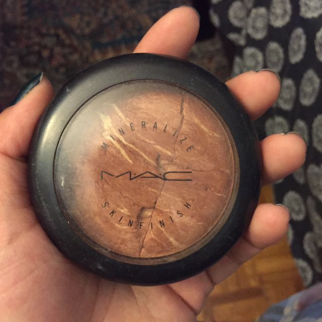 Mac Mineralize Skinfinish In Warmed