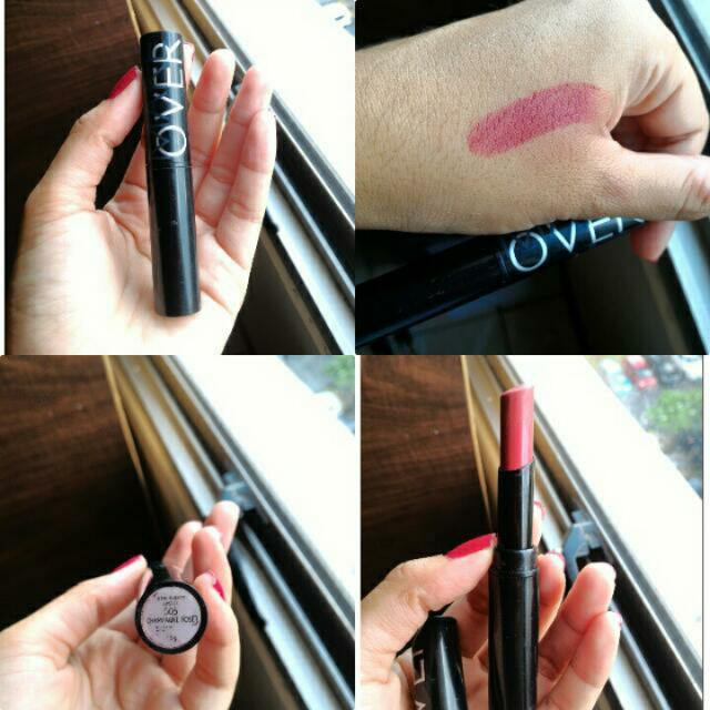 Make Over Matte Lipstick