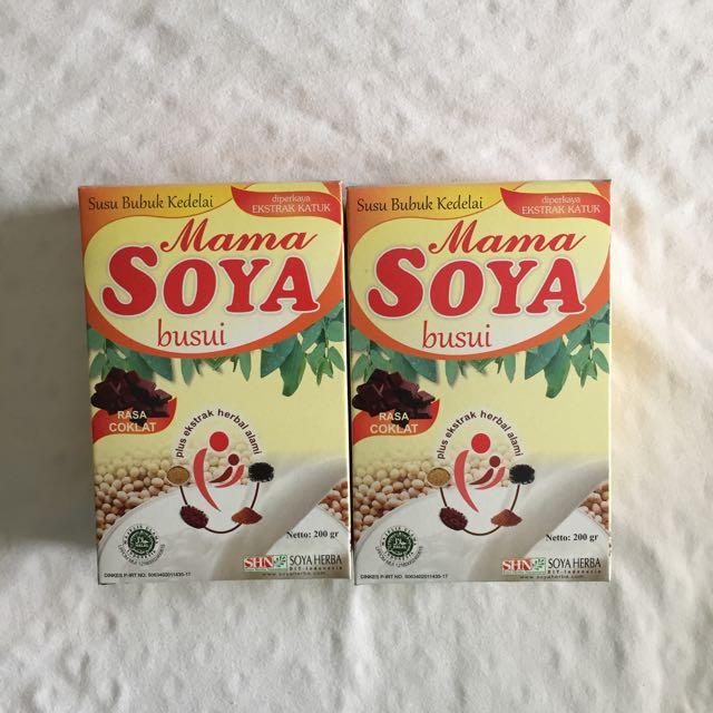 Mama Soya 2pcs