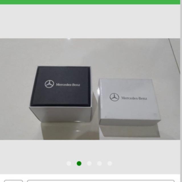 Mercedes Benz Woman Watch