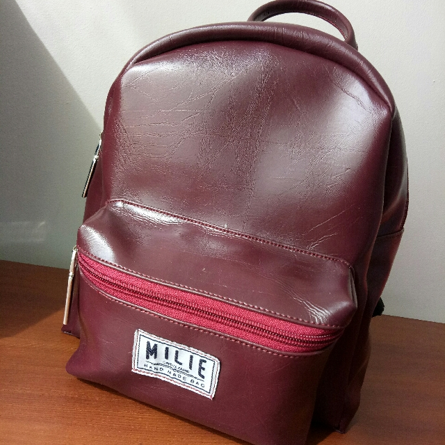 MILIE Mini Bagpack