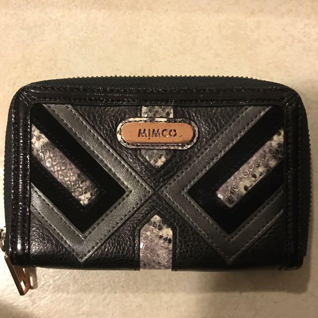 Mimco mini wallet