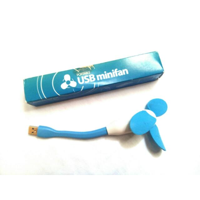 Monomax Portable Mini Usb Fan