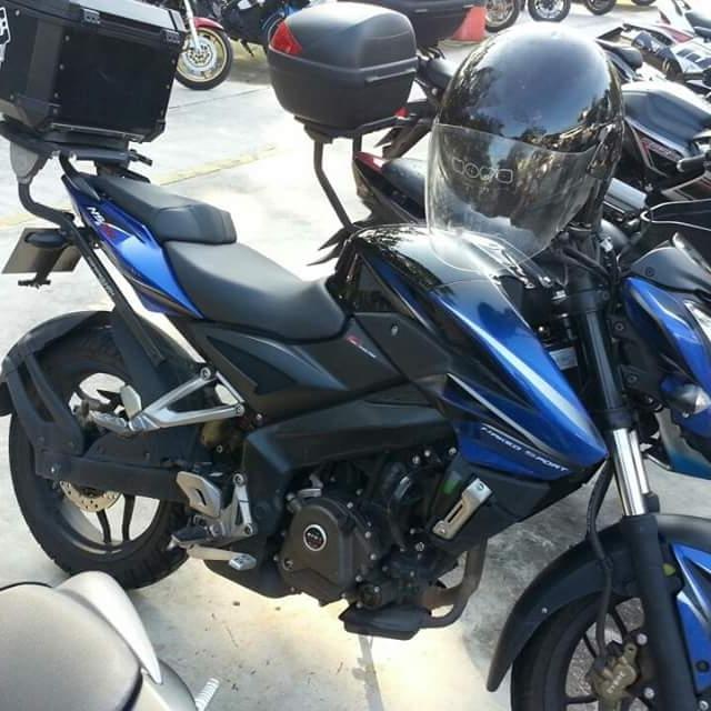 Motorbike Washing ( Handwash )