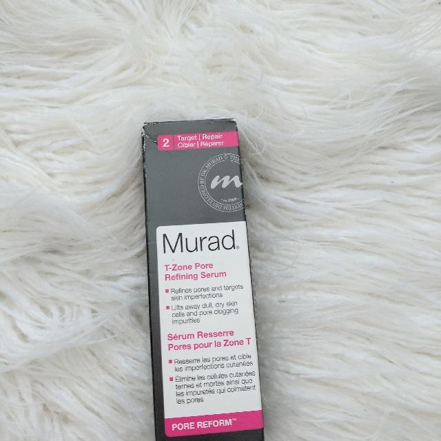 Murad T-Zone Refining Serum - NEW