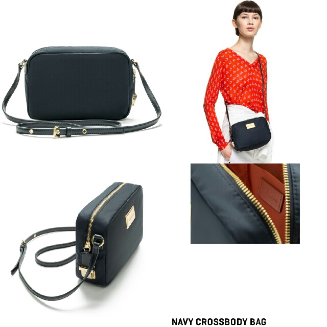 Navy Crossbodybag By BIMBA Y LOLA