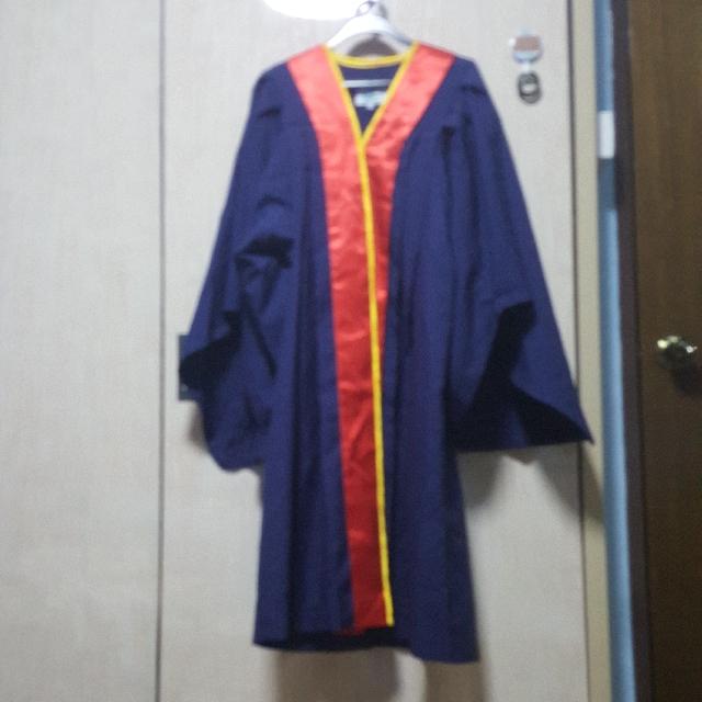 NIE Graduation Robe S Size