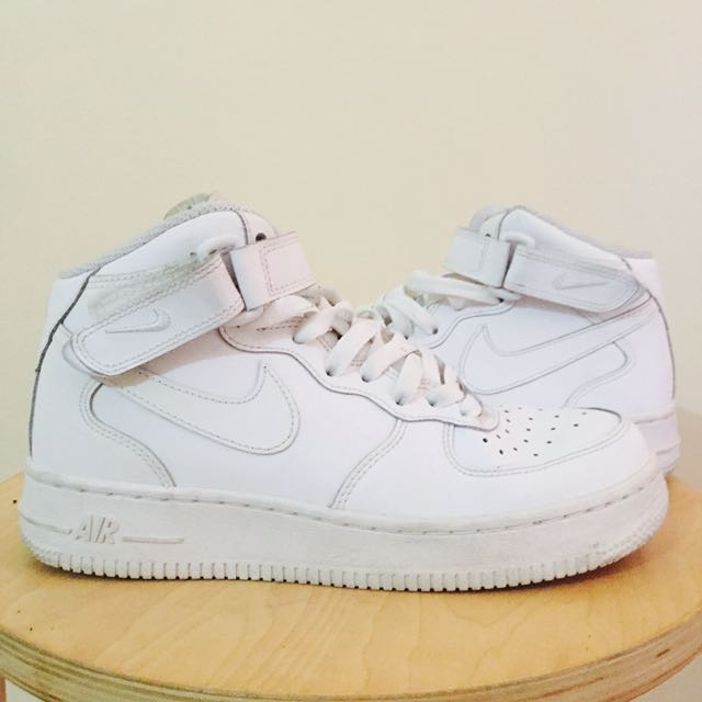 NIKE AIR FORCE 1 '07 MID - WOMEN'S