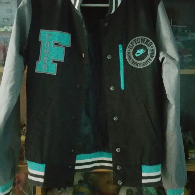 Nike Force Varsity Jacket