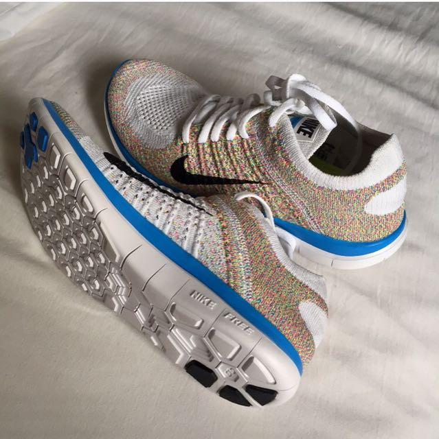 Nike Free 4.0 Flyknit (Multicolor)