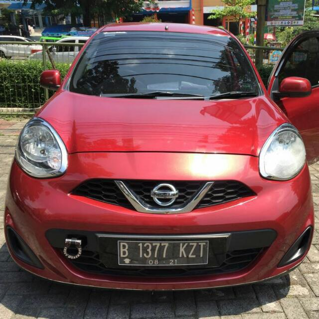Nissan March Manual Thn 2014