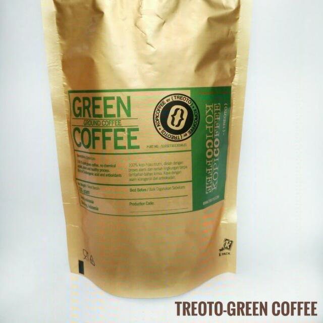 Pelangsing Green Coffe