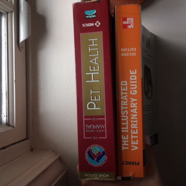Pet Health Books