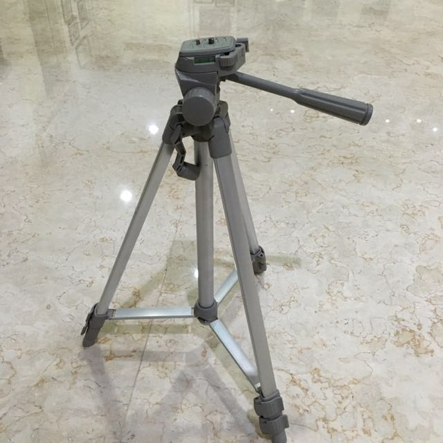 Portable Tripod (Gray)