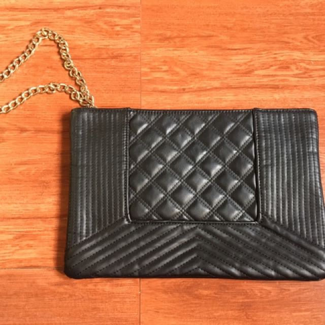 Pre-loved Authentic Mango Clutch